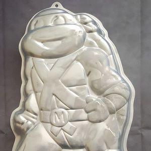 Teenage Mutant Ninja Turtle Wilton Cake Pan